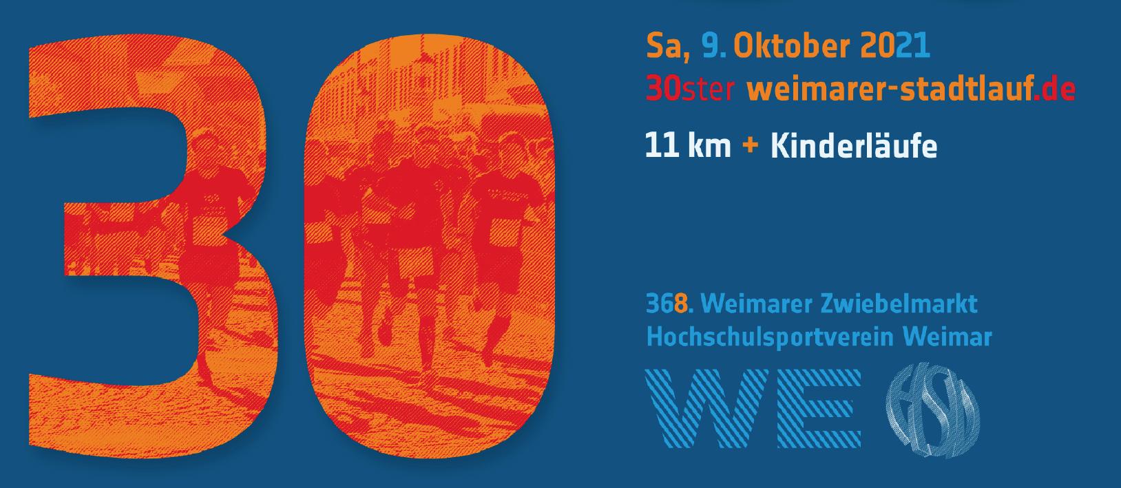 Weimarer Stadtlauf